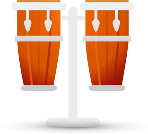 Conga Drums Lite Music Icons