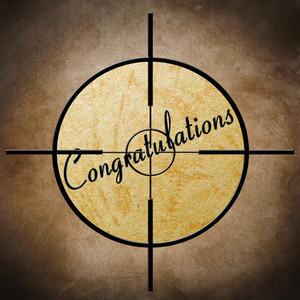Congratulation Target