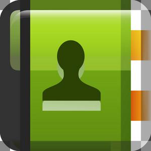 Contact List Tiny App Icon