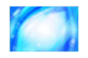 Cool Blue Vector Background