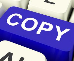 Copy Keys Mean Duplicate Copying Or Replicate