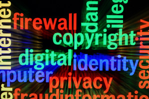 Copyright Identity Privacy