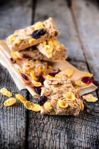 Corn Flakes And Cranberry