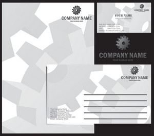 Corporate Identity Set 38