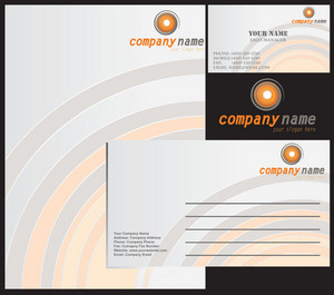 Corporate Identity Set 43