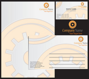 Corporate Identity Set 45
