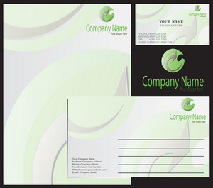 Corporate Identity Set 47
