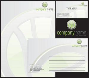 Corporate Identity Set 48