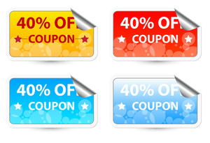 Coupons Vectors