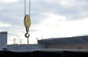 Crane Lifting Hook 265