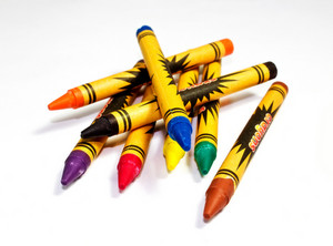 Crayon Colors 159