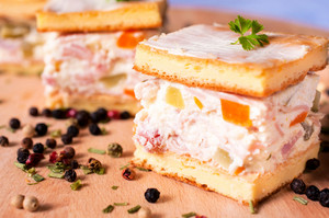 Cream Appetizer