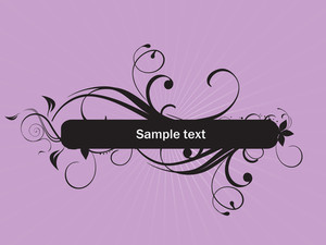 Creative Abstract Background With Place For Text