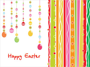Creative Artwork Background For Easter Day