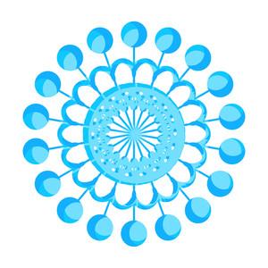 Creative Decor Snowflake