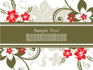 Creative Design With Seamless Pattern
