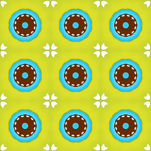 Creative Floral Pattern