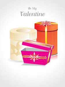 Creative Illustration For Valentine Day