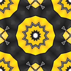 Creative Retro Pattern Design