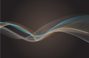 Creative Wavy - Vector Background