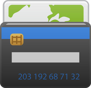 Credit Card1 Lite Ecommerce Icon