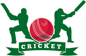Cricket Player Batsman Batting Ball