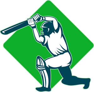 Cricket Sports Player Batsman Batting