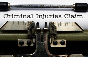 Criminal Injuries Claim Form
