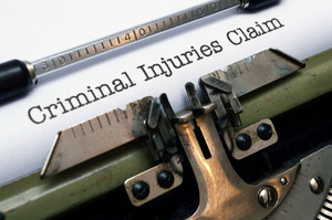 Criminal Injuries Claim