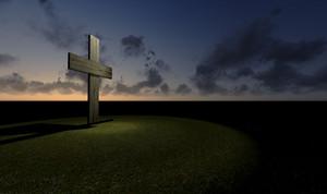 Cross  Silhouette
