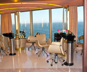 Cruise Ship Beauty Salon