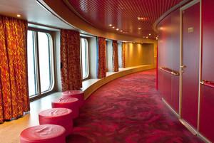 Cruise Ship Corridor