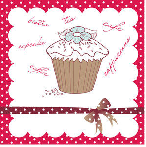Cupcake Doodle