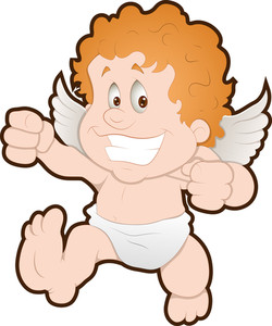 Cupid - Cartoon Character