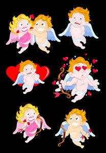 Cupids Vectors