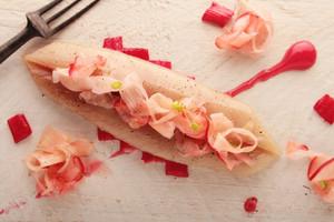 Cured Mackerel Appetizer