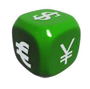 Currency Symbol Dice