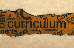 Curriculum Torn Paper