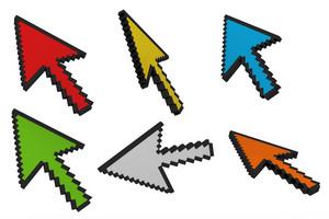 Cursor Arrows