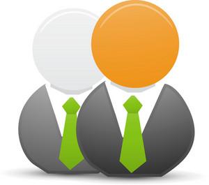 Customer Support Lite Communication Icon