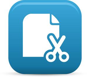 Cut Paper Elements Lite Icon