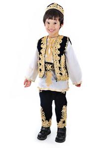 Cute muslim kid