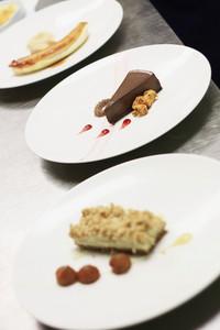 Plated Dessert Pudding