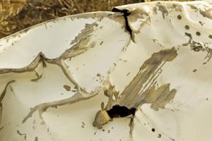 Damage Plane Texture