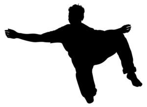 Dancing Man Pose