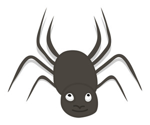 Dangerous Cartoon Spider