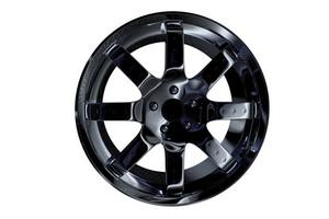 Dark Alloy Wheel