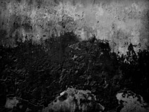 Dark Black Wall
