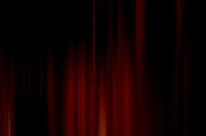 Dark Blurred Curtain