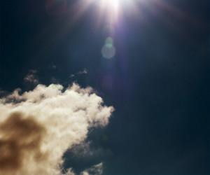 Dark Clouds On Sky Backdrop